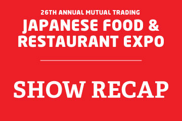 2014 Japanese Food & Restaurant Expo