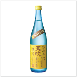 AMABUKI JUNMAI GINJO HIMAWARI | Item Number: 3949 | Package: 12/720ml | Origin: Saga, Japan | Alcohol Content: 16% | Nihonshudo: +10.0 | Acidity: 1.3
