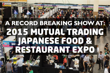 2015 Expo Report: Food