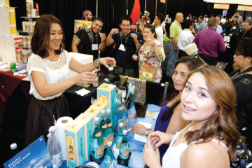 2015 Expo Report: Alcoholic Beverages