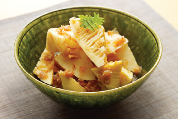 Tosani (Tosa Style Simmered Bamboo Shoots)