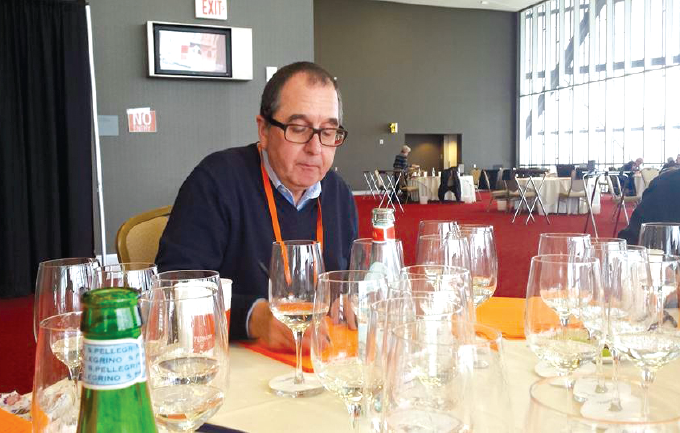 In charge of the Overseas Liquors Category and an avid educator of Sake to the wine community: David Wrigley MW, International Development Director at WSET, and a Sake Samurai title holder.
