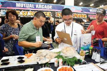 2016 Expo Report: Food & Restaurant Supplies