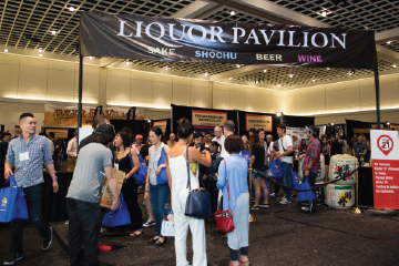 2016 Expo Report: Alcohol Beverages