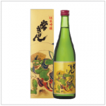 JOKIGEN FUJIN JUNMAI GINJO | Item Number: 3988 | Package: 12/720ml | Origin: Ishikawa, Japan