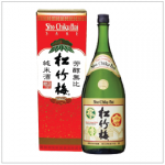 SHO CHIKU BAI SAKE | Item Number: 51 | Package: 6/1.5L | Origin: California