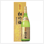 SHO CHIKU BAI KINPAKU | Item Number: 7014 | Package: 6/1.5L | Origin: Hyogo, Japan