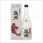 TAKI NO KOI JUNMAI GINJO | Item Number: 8190 | Package: 6/720ml | Origin: Hyogo, Japan