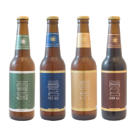 Hyakumangoku Beer Series