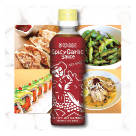 Somi Brand Spicy Garlic Sauce