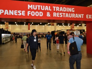 The largest & longest running Japanese Foodservice Trade Show outside of Japan