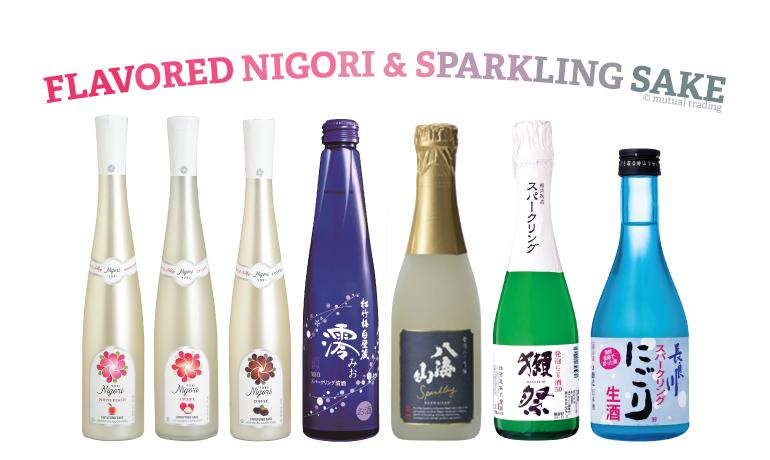 Nigori-&-Sparkling-Sake
