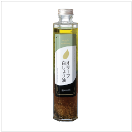 YAMASHIN OLIVE SHIRO SHOYU | Item Number: 24196 | Package: 12/7.05oz | Origin: Japan