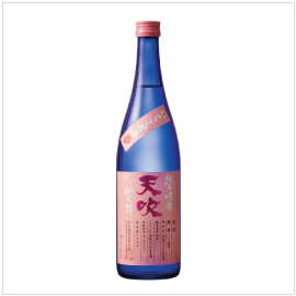 AMABUKI JUNMAI GINJO ICHIGO | Item Number: 3943 | Package: 12/720ml | Origin: Saga, Japan | Alcohol Content: 16% | Nihonshudo: +1.5 | Acidity: 1.7
