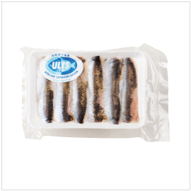 SUPER FROZEN SUSHI YO IWASHI FILLET | Item Number: 70094 | Package: 50/2.75oz (6pcs) | Origin: Aomori, Japan