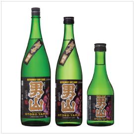 OTOKOYAMA TOKUBETSU JUNMAI | Item Number: 1164 (1.8L), 1165 (720ml), 1166-1 (300ml) | Package: 6/1.8L, 12/720ml, 12/300ml | Origin: Aomori, Japan | Alcohol Content: 15-17% | Nihonshudo: +14.0 | Acidity: 1.9