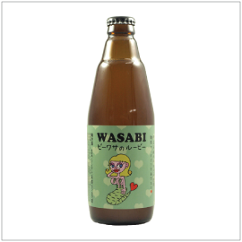NIIGATA WASABI BEER | Item Number: 3193 | Package: 24/11.83oz