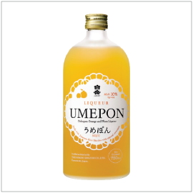 HAKUTAKE UMEPON | Item Number: 4179 | Package: 6/750ml