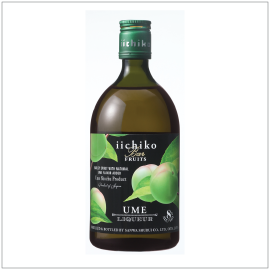 IICHIKO BAR YUZU | Item Number: 4399 | Package: 12/375ml