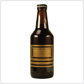 NIIGATA GOLDEN KOLSCH | Item Number: 3185 | Package: 24/11.83oz