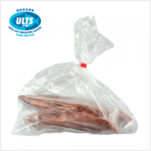 SUPER FROZEN TORO KATSUO SASHIMI W/ SKIN | Item Number: 70366 | Package:  About 1.6lbs (2pcs) | Origin: Shizuoka, Japan