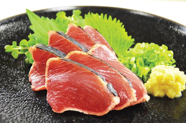 Katsuo-Tataki