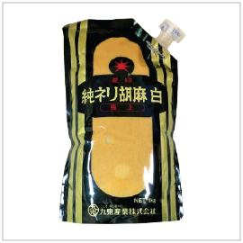 TUBE SHIRO NERI GOMA, KUKI | Item Number: 50764 | Package: 12/2.2lbs | Origin: Japan