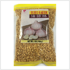 FRIED GARLIC   Item Number: 727-1   Package: 30/1lb   Origin: China