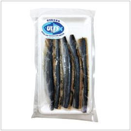 SUPER FROZEN SANMA FILLET SKINLESS | Item Number: 74090 | Package: 30/5.29oz (5pcs) | Origin: Iwate, Japan