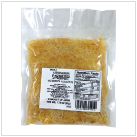 FROZEN KIZAMI YUZU | Item Number: 34205-1 | Package: 20/50g (1.78oz) | Origin: Japan