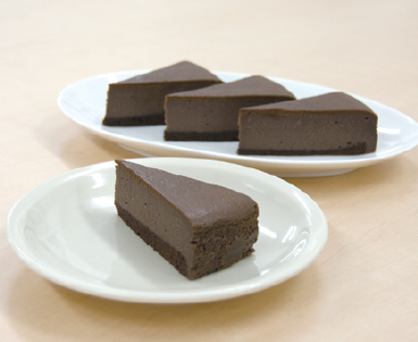 FROZEN CHOCOLATE CHEESE CAKE | Item Number: 70013 | Package: 12/480g (12pcs) | Origin: Japan