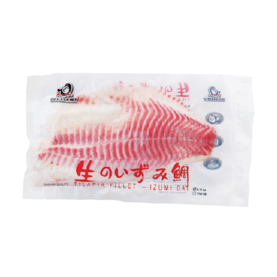 FROZEN TILAPIA (IZUMIDAI) | Item Number: 73955 | Package: 22lbs