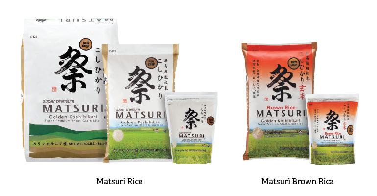 Matsuri-Rice