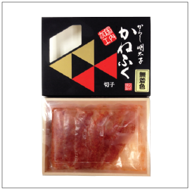 FROZEN KANEFUKU MENTAIKO | Item Number: 73333 | Package: 24/145g | Origin: Japan