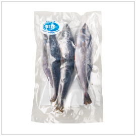 SUPER FROZEN TORO MARU AJI | Item Number: 74094 | Package: About 1.32lbs (3 pcs) | Origin: Nagasaki, Japan