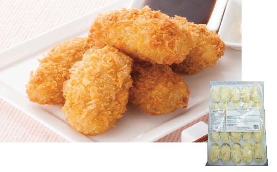 FROZEN C KAKI FRY | Item Number: 73002 | Package: 10/1.1lbs | Origin: China