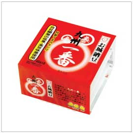 FROZEN MARUMIYA KYUSHUICHIBAN NATTO | Item Number: 74450 | Package: 20/120g (4.2oz) 3pack | Origin: Japan