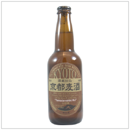 YAMADANISHIKI ALE | Item Number: 2036 | Package: 20/11.15 floz (300ml) | Origin: Kyoto, Japan