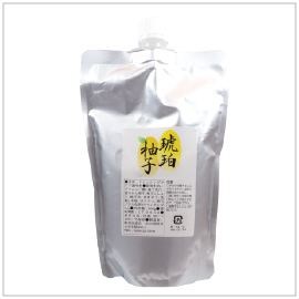 KOHAKU YUZU (SWEET YUZU KOSHO) | Item Number: 30391 | Package: 15/16.6 floz | Origin: Japan