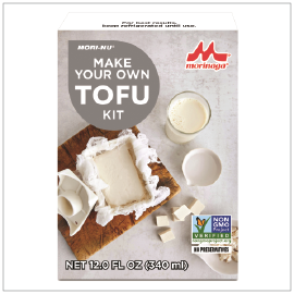 TOFU KIT, MORI-NU | Item Number: 63394 | Package: 12/12 floz | Origin: USA