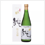 SHIMEHARITSURU JUN JUNMAI GINJO | Item Number: 2982 | Package: 12/720ml | Origin: Niigata, Japan