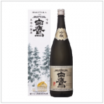 HAKUTAKA JUNMAI GINJO | Item Number: 71 | Package: 6/1.8lit | Origin: Hyogo, Japan