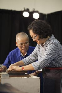 Knife Sharpening Lecture & Demonstration by Misao Hirano, Tsukiji Masamoto