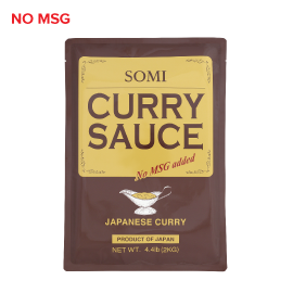 Somi Brand Curry Sauce