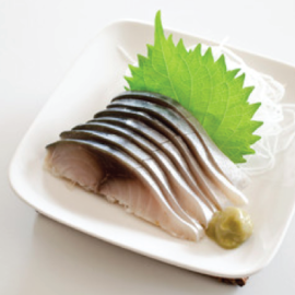 Frozen Shime Saba (Shiso Flavor)