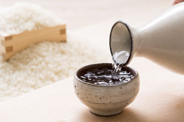 Tips on Preparing NURU-KAN Warmed Sake