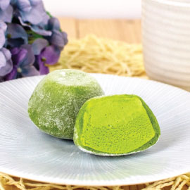 Uji Matcha Mochi Ice Cream