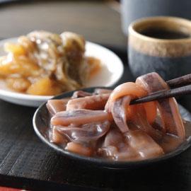 Squid Shiokara