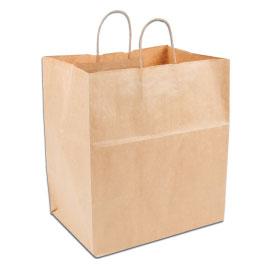 Kraft Take-out Bags
