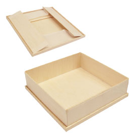 Foldable Wooden Bento Boxes